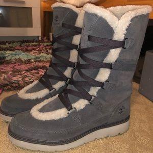 Stylish Timberland Women's tall winter boot